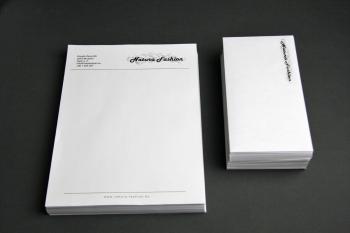 Céges levélpapír/boríték