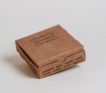 Nagy nyitható doboz 24 x 23 x 6 cm