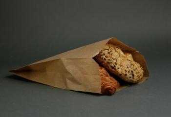 Sütőipari (pékárus) tasak 2 kg-os