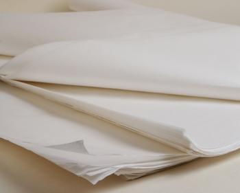 Fehér színű selyempapír
