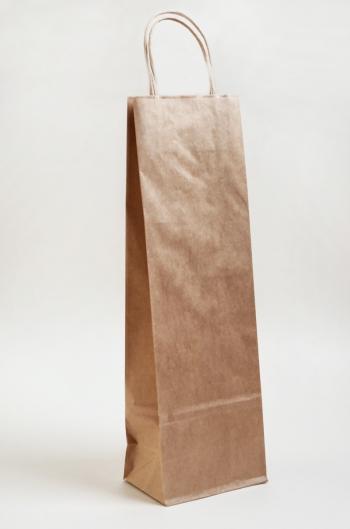 Sodrottfüles boros papírtáska