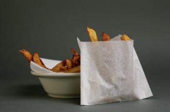Sültkrumplis tasak